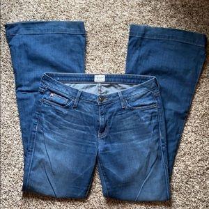 {Hudson} Bell Bottom Jeans